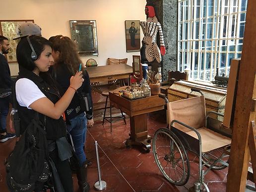 Frida Kahlo Casa Azul Museo Gay Travel D