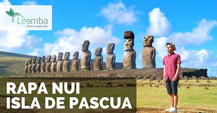 Gay Travel Chile Viajes Isla de Pascua L