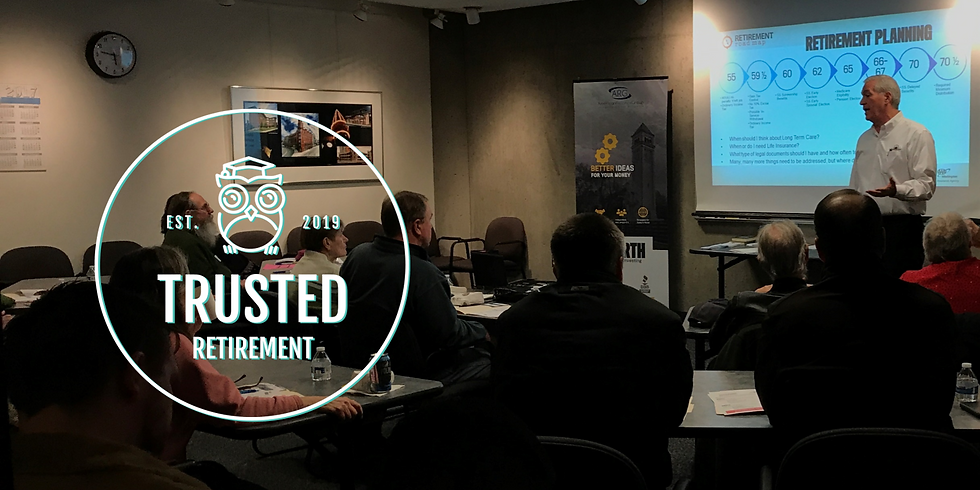 Trusted Retirement 5.0 | Two-Day Seminar