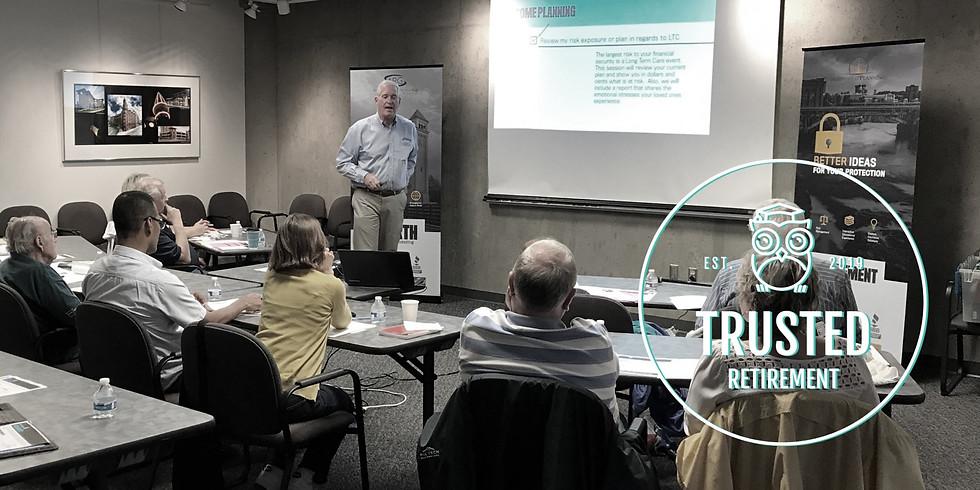 Trusted Retirement 2.0 | Virtual Classroom