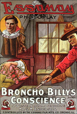 Broncho Billy and The Essanay Film Company in Happy Valley