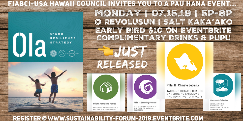 FIABCI's 3rd Annual Sustainable Forum