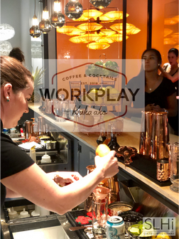 WorkPlay Does Craft Cocktails & Coffee Right!