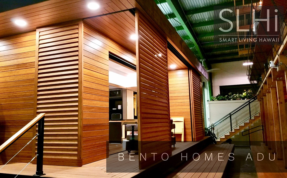 Preview this ADU in Showrom in Kaka'ako