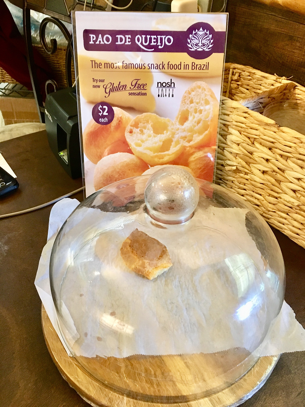 Pao de Queijo - Cheese Bread