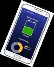 Mobile App w/ System