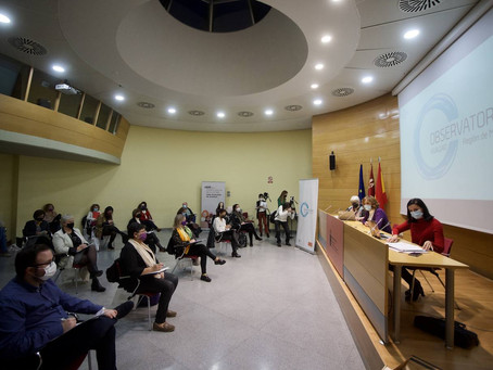 AMMA entra como integrante del Observatorio de Igualdad de la Región de Murcia