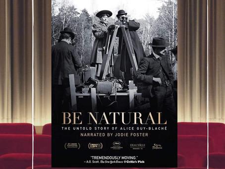 """Be Natural"" como lema"