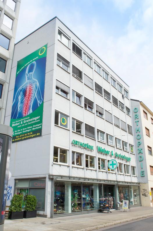 Sanitaetshaus Weber & Greissinger