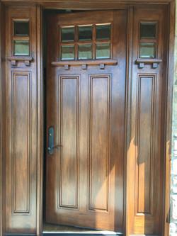 Front Door - Pakala Painting