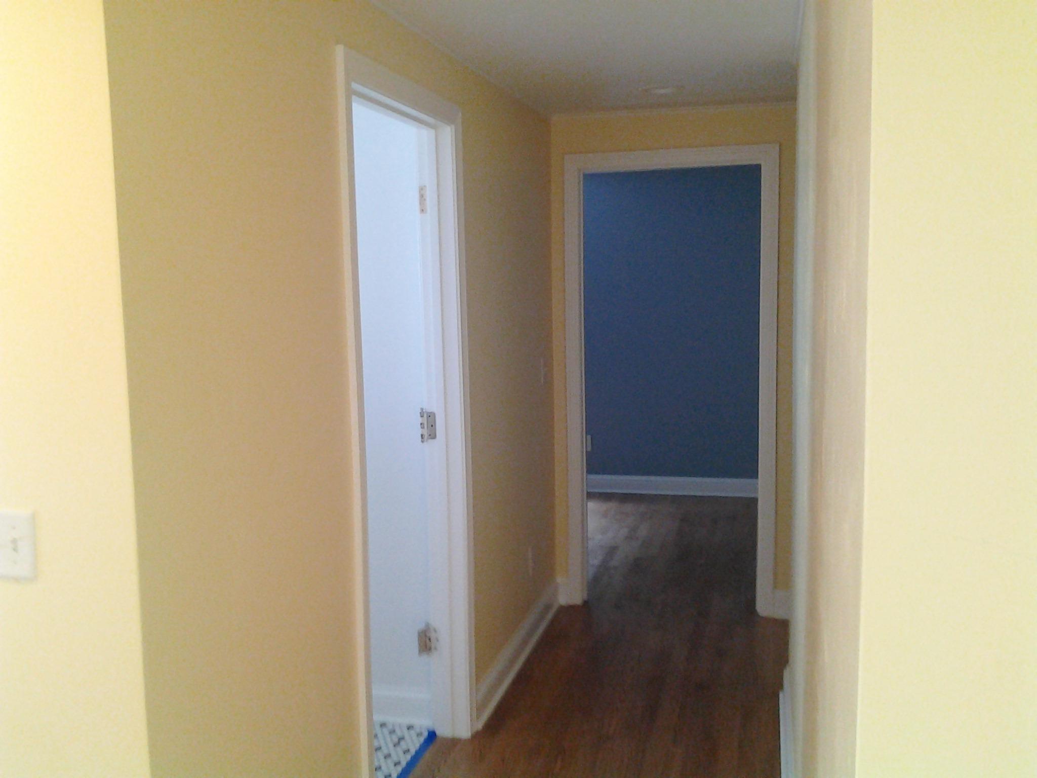 Hallway - Pakala Painting
