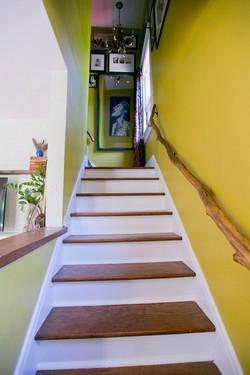 Residential Stairs - Pakala Painting
