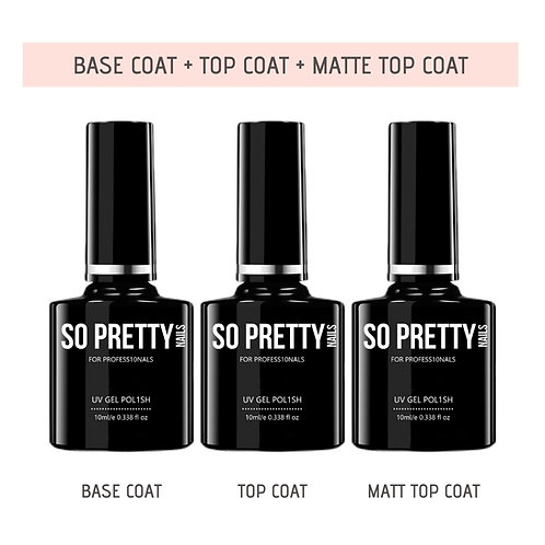 Top & Base Coats