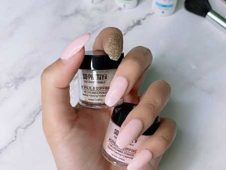 7 Steps to Perfect Dip Nails at Home