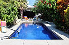 Pool in Wellness Retreat Salinas Ecuador
