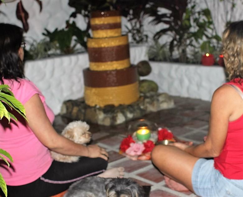 Meditation Ecuador