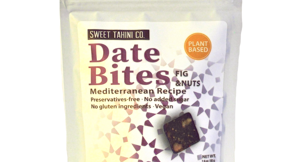 Date Bites - Fig & Nuts