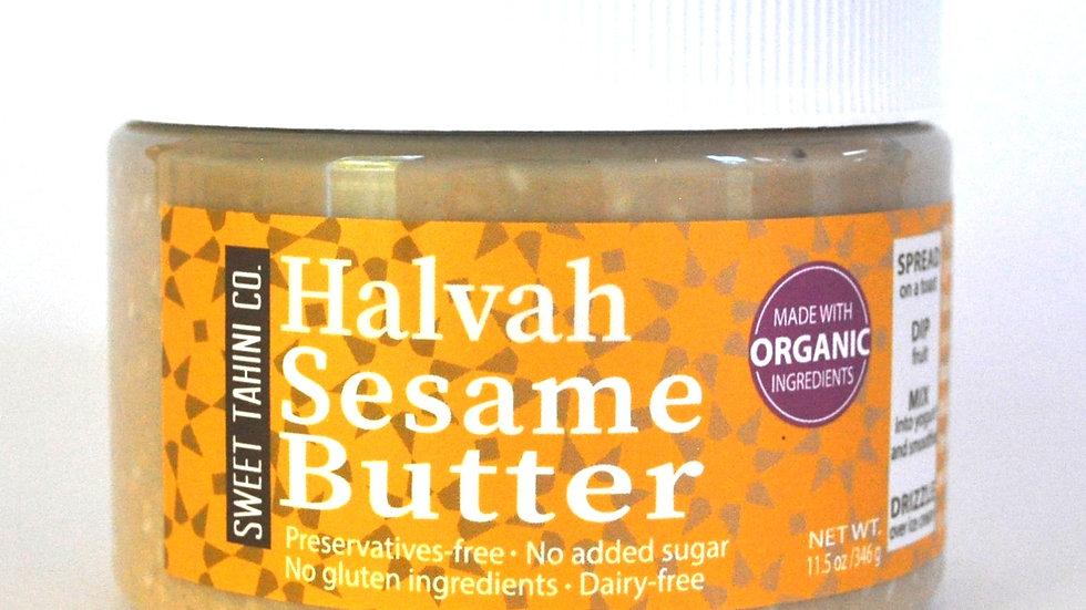 Sesame Butter- Halvah