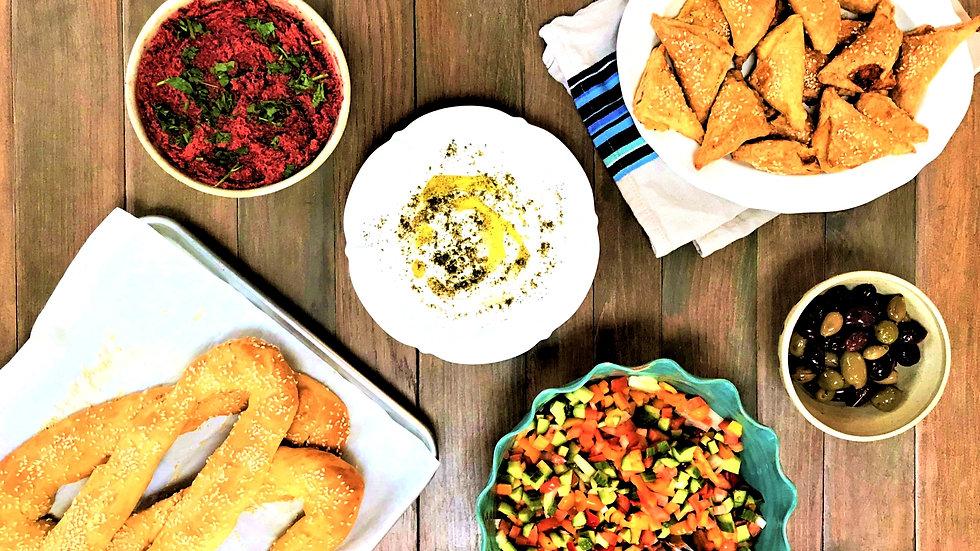 Cooking Class: Isreali Breakfast