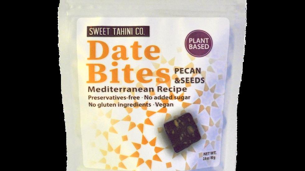 Date Bites - Pecan & Seeds
