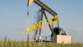 COMING SOON: A Healthy Environment and a Healthy Economy 2.0