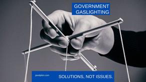 Government Gaslighting