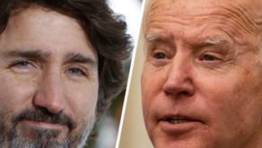 Biden and Trudeau: Useful Energy Idiots