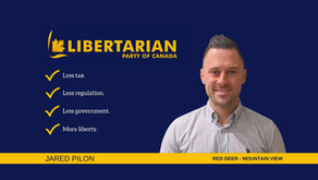 LIBERTARIAN PARTY CANDIDATE