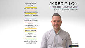 2021 Election: Focus Areas