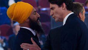 Death of Democracy in Canada