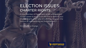 2021 Election Issues: Charter Rights