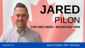 Seeking Nomination in the Electoral District of Red Deer – Mountain View, AB