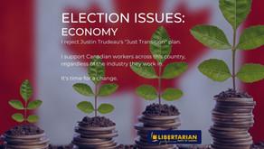 2021 Election Issues: Economy
