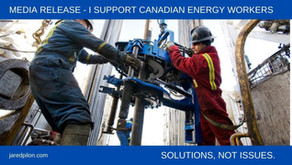 I Support Canadian Energy Workers