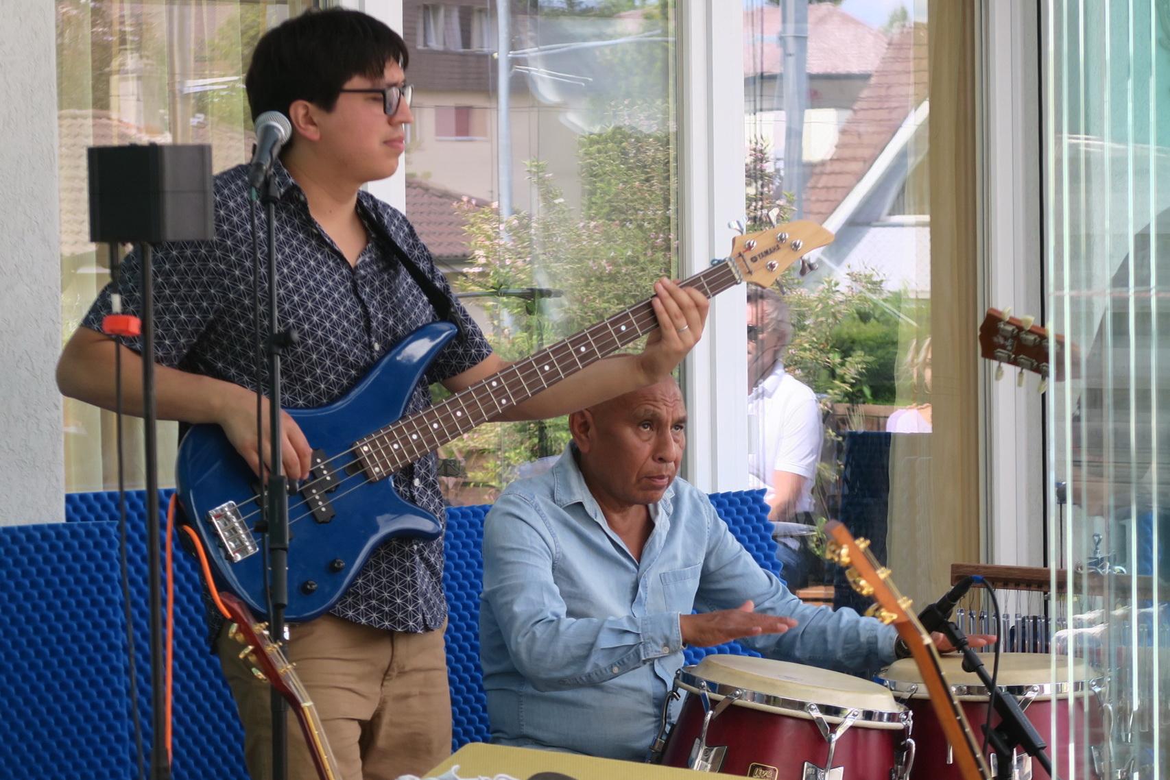 Band Waldhaertzz Bern