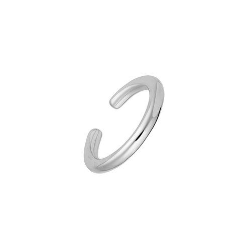 Sterling Silver 13mm Ear Cuff (Conch Area)
