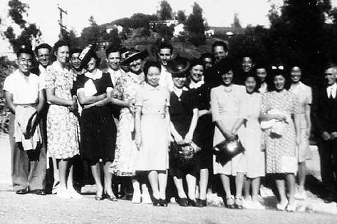 Congregation c. 1940s