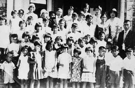 Congregation c. 1930s