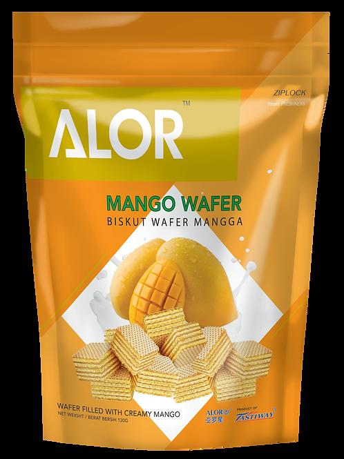 Alor Mango Wafer 130g