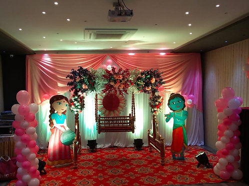 Naming Ceremony Package