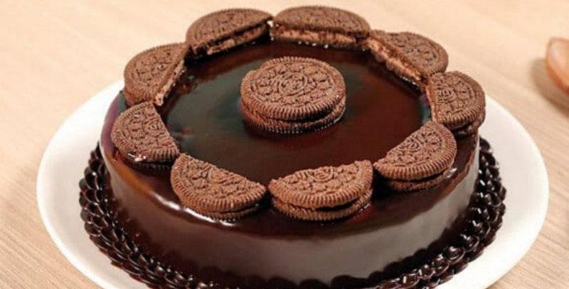 Flavour Chocolate Oreo Cake