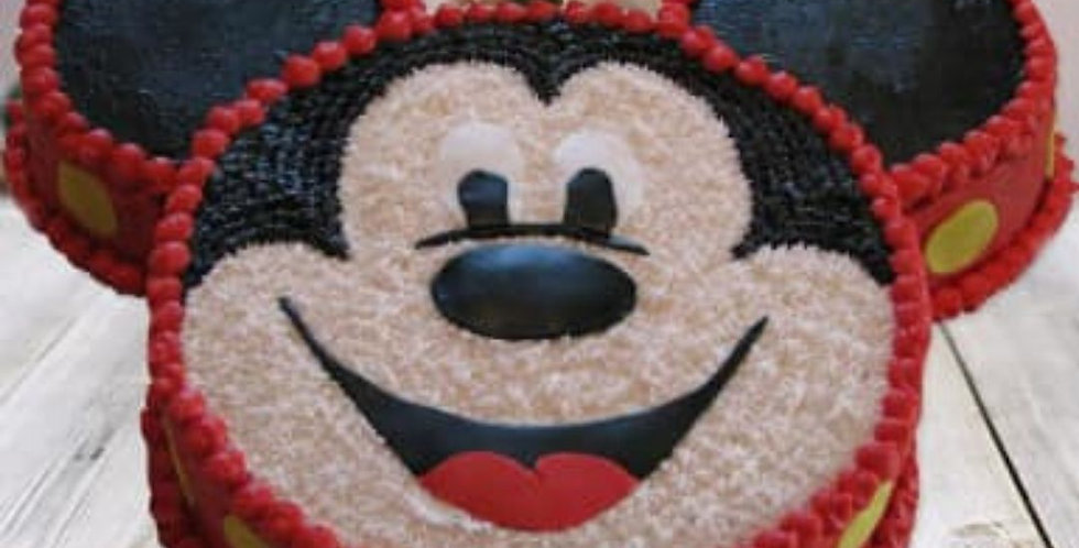Theme Cake Mickey Mouse