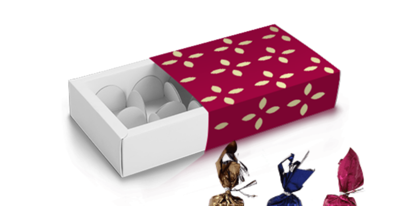 Chocolates Box- Qty 6