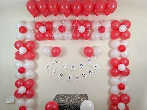 Balloon Decoration - Customized