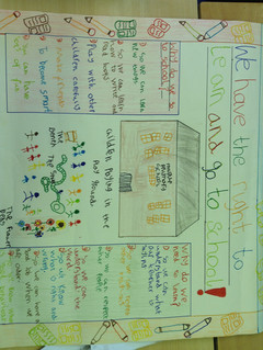 Rights Respecting Poster Competition