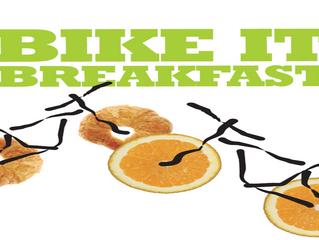 Bike it Breakfast