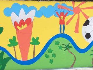 Hague School Mural