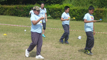 Sports Day on Weavers Field