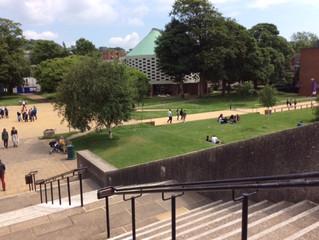 Visit to Sussex University