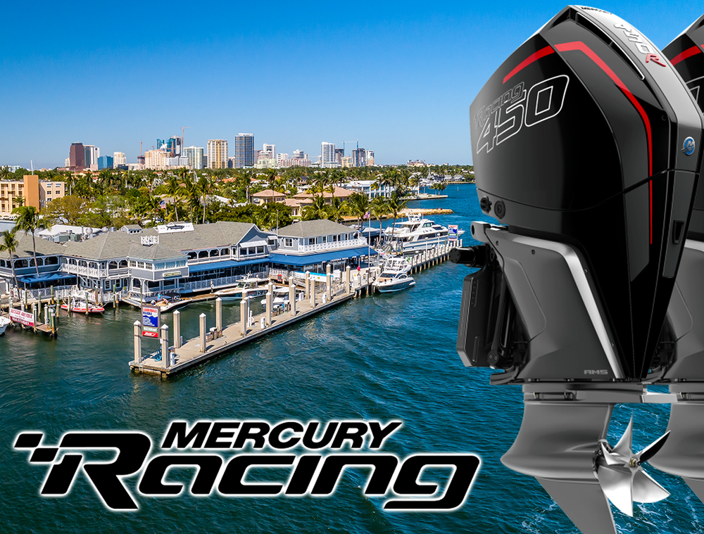 What Octane Is Racing Fuel >> Mercury Racing Introduces 450R Outboard